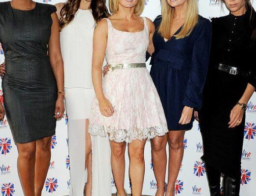 Spice Girls Reunite