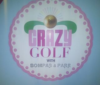 bompas & parr selfridges crazy golf