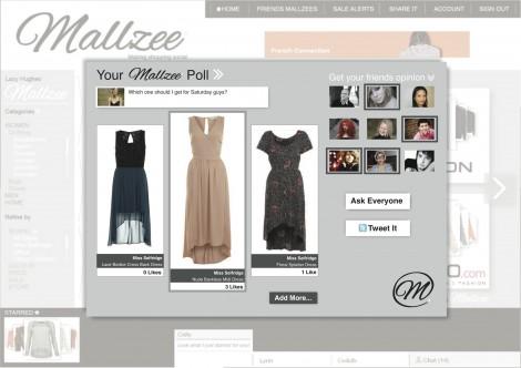 Mallzee poll