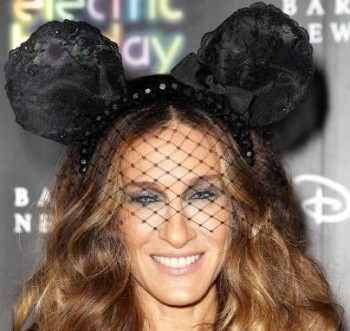 sarah jessica parker mickey mouse ears