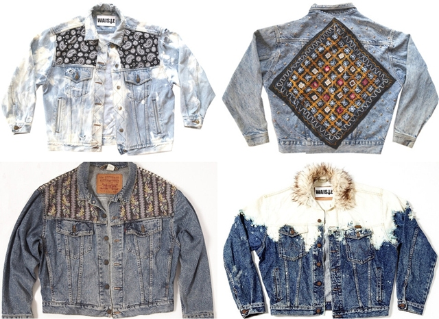 Unique Denim Jackets - JacketIn