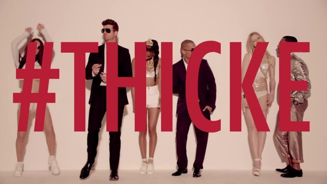 Robin Thicke - Blurred Lines ft. T.I., Pharrell 188