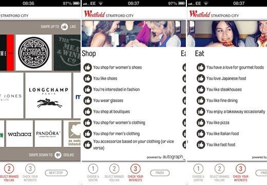Westfield App