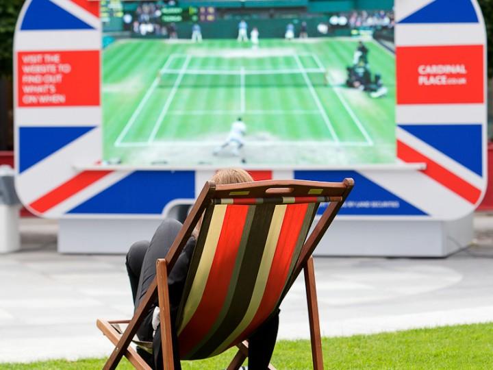 Wimbledon Screening