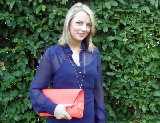Fashion Blogger Paula