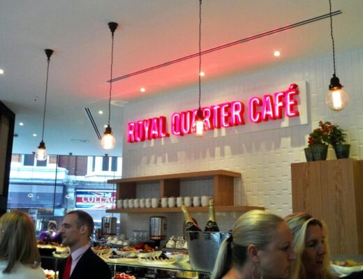Royal Quarter Cafe