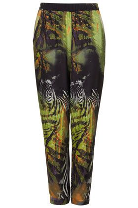 Topshop-Zebra-Print-Jungle-Joggers
