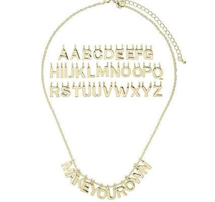 Topshop Make Your Own necklace
