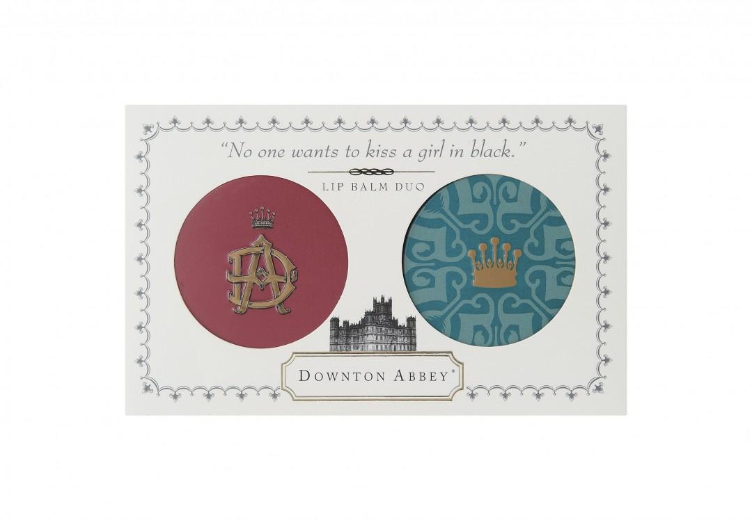 Downton Abbey Lip Balm Duo