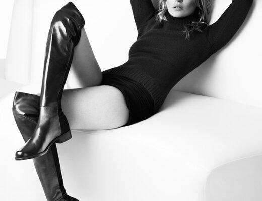 Kate Moss Stuart Weitzman