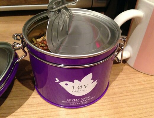 Lovely Night Tea Review