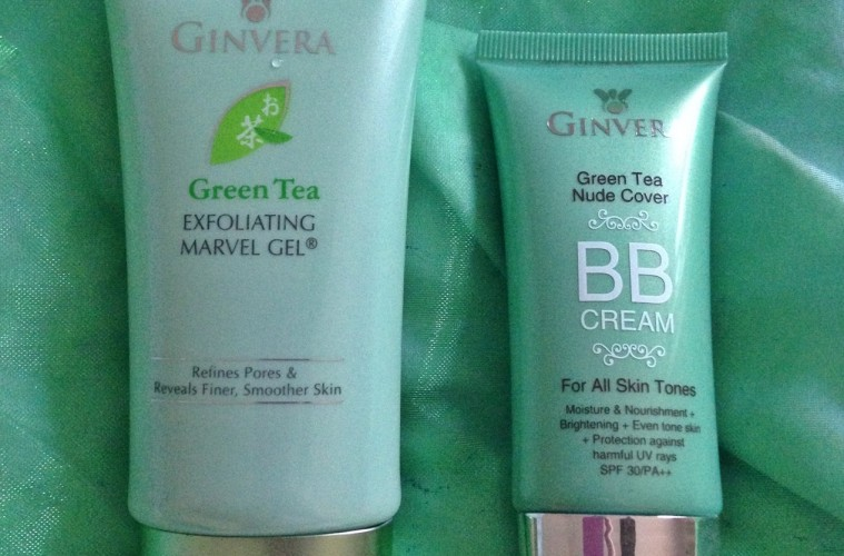 Ginvera Green Tea Product Review