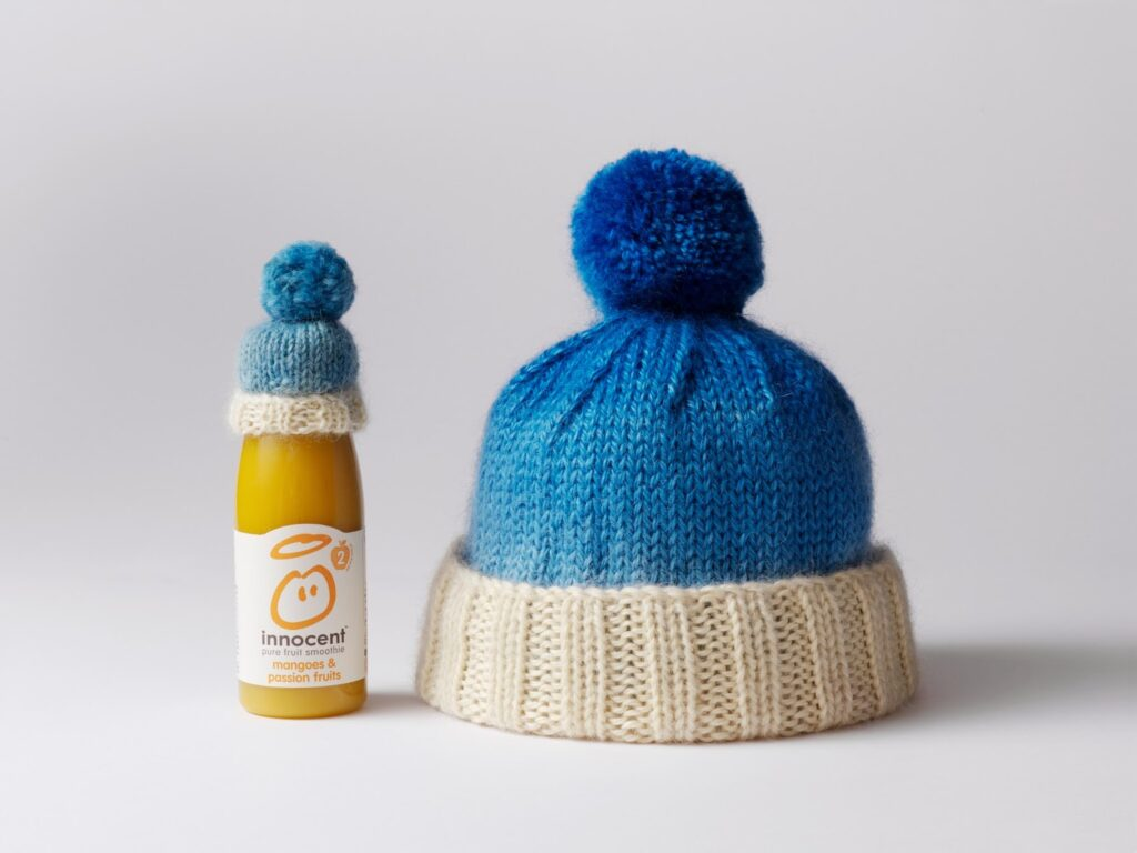 Innocent Smoothies The Big Knit