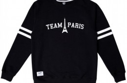 MISBHV TEAM PARIS SWEATER