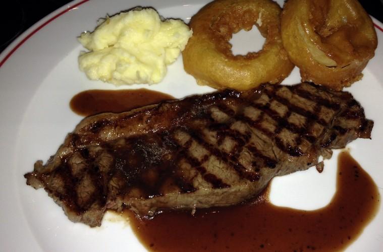 MASH Steak London Review