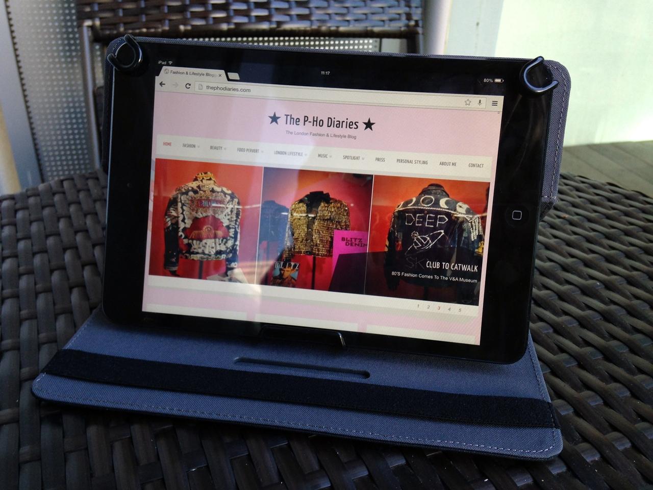 Case Logic SureFit Tablet iPad Case Review