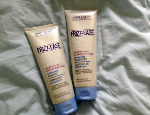 John Frieda Frizz Ease Review