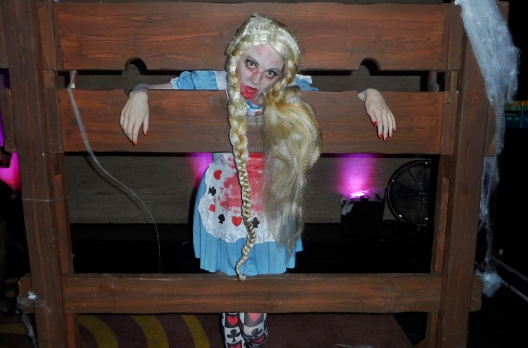 Alice In Zombieland The Mansion London Halloween