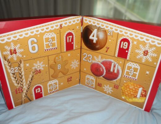 The Body Shop Advent Calendar