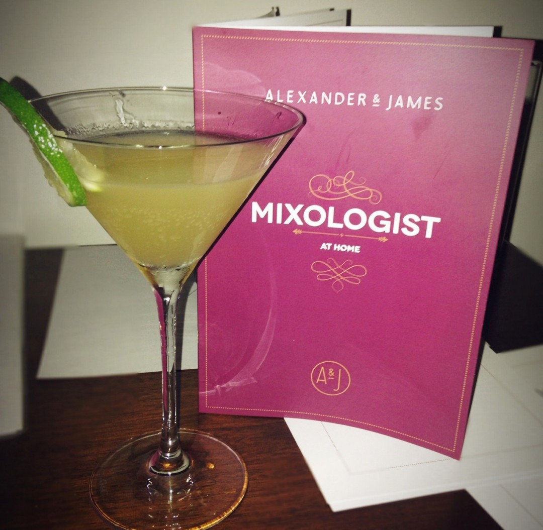 Mixologist At Home Alexander & James