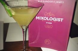 Mixologist At Home Alexander & James