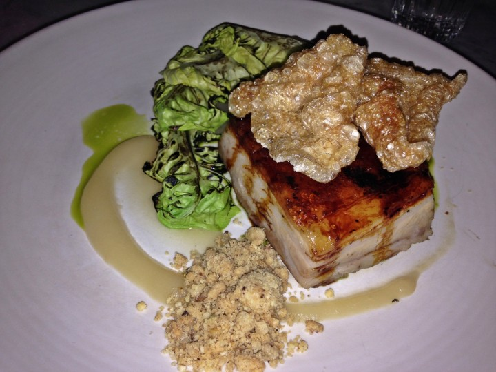 Pork Belly at Karpo Kings Cross