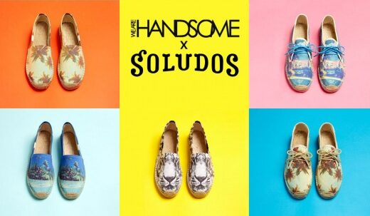We Are Handsome x Soludos