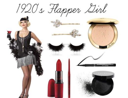 Fancy Dress Flapper Girl Look
