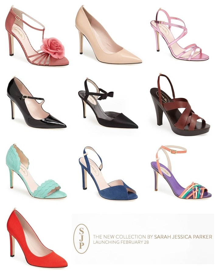 SJP Shoes Sneak Preview At The Collection For Nordstrom Store