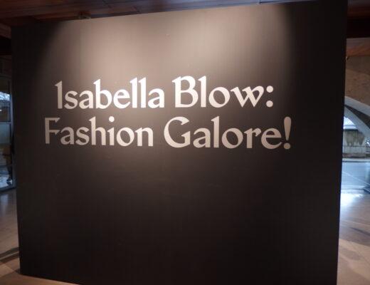 Isabella Blow: Fashion Galore