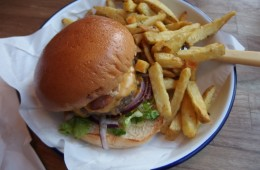Honest Burgers Kings Cross