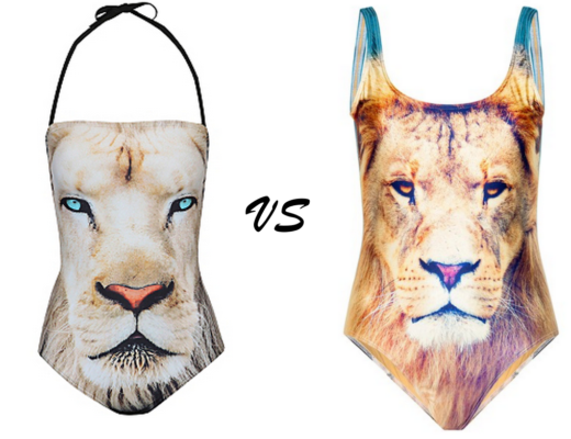 The Lion Swimsuit