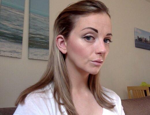 A Sleek Hairdo Using Tresemme Keratin Smooth System