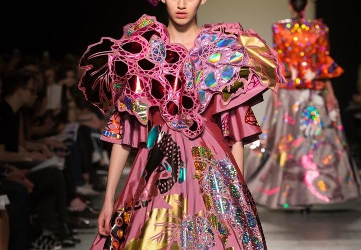 Westminster Graduate Fashion Runway Show 2014