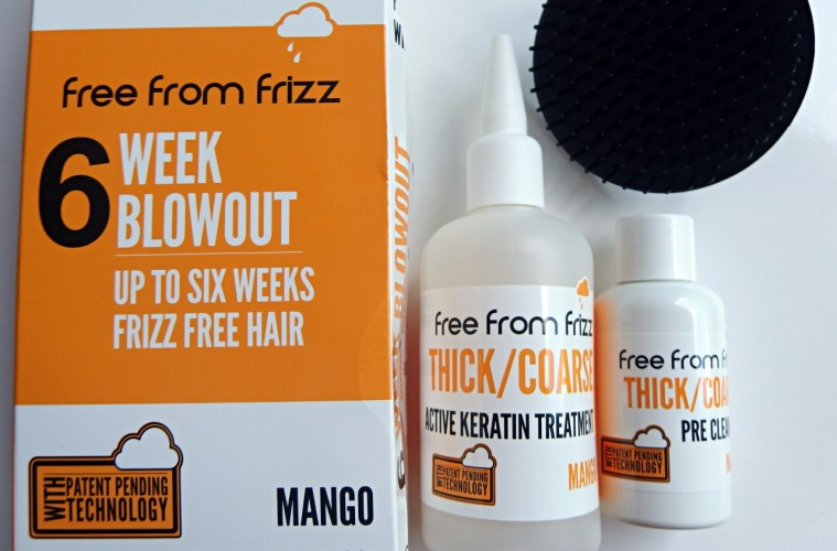 Free From Frizz Review