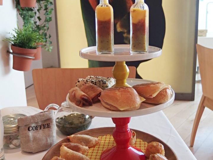 Cafecito Afternoon Tea