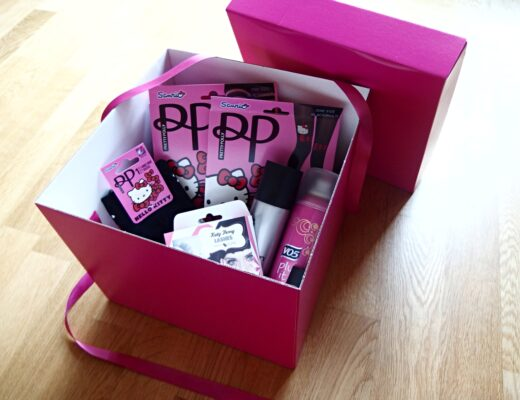 Win Pretty Polly Hello Kitty & Beauty goodies!