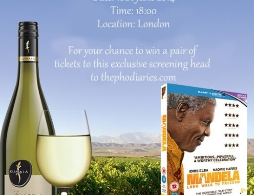 Win tickets to an evening of wine and film