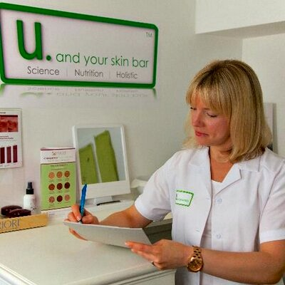 Facial with Louise at U.and Your Skin