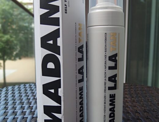 Madame LA LA Self Tan Mousse Review