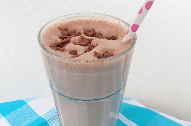 Banana & Nutella Smoothie