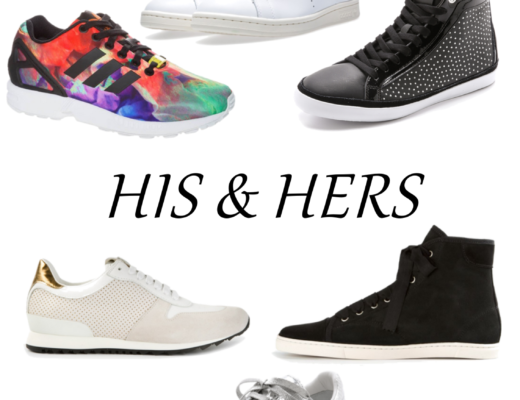 His & Hers - Trainers To Dress Up In