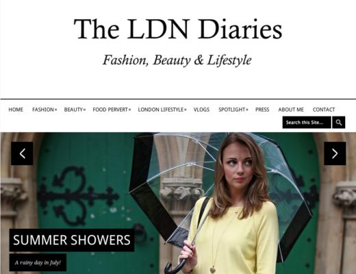 The LDN Diaries
