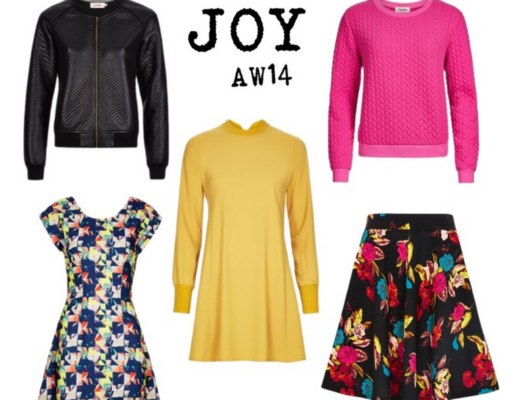 Win a £50 JOY voucher