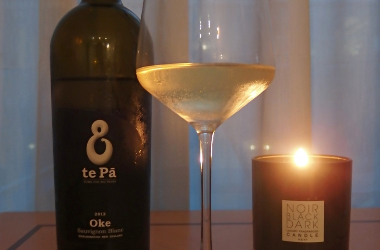 A Night In With Wine & Candles