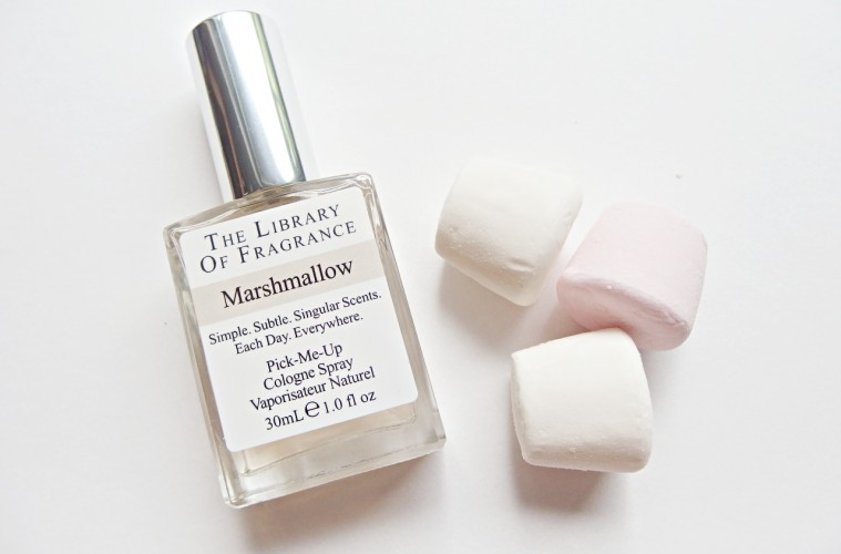 Library of Fragrance Marshmallow