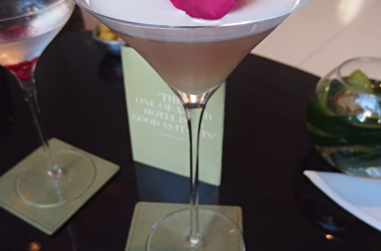 LFW cocktails at One Aldwych Hotel