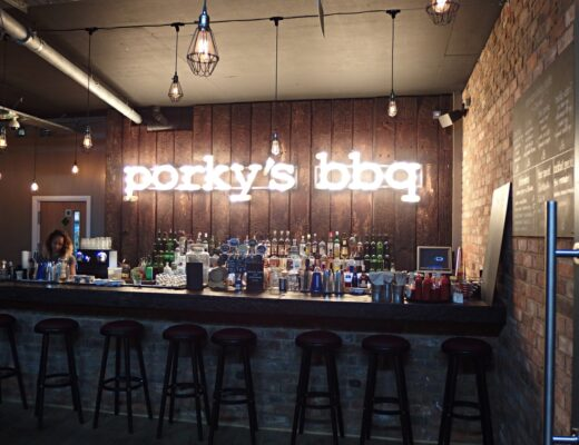Porky's BBQ Bankside Review
