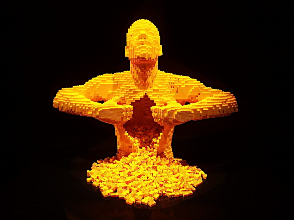 The Art Of The Brick UK