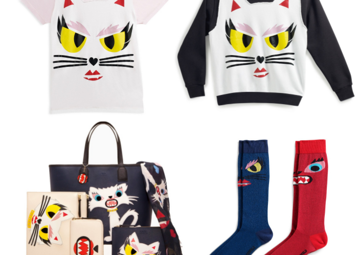 Choupette Capsule Collection Karl Lagerfeld